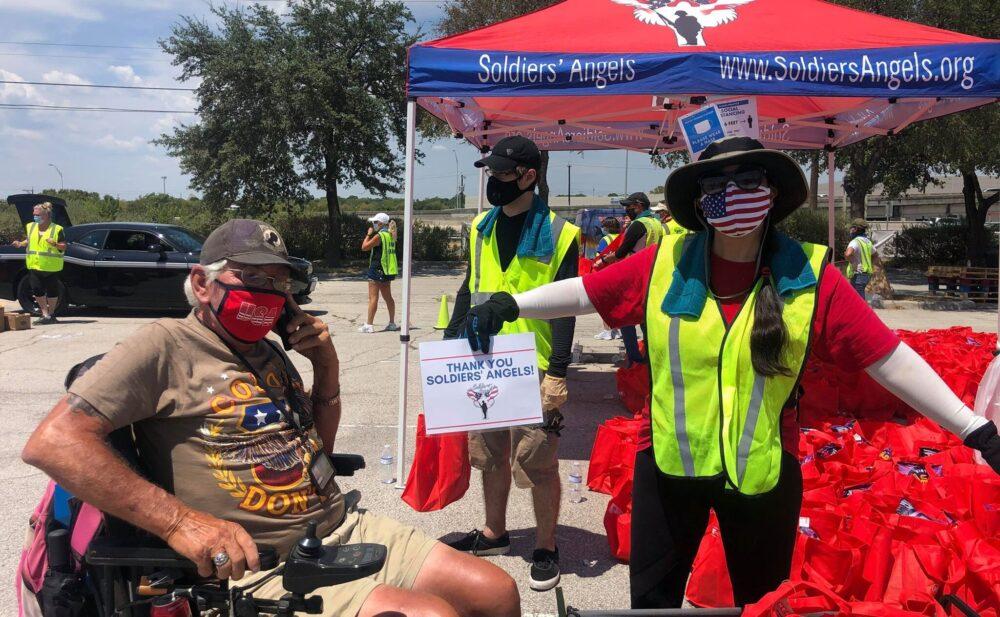 Food Assistance for Veterans in San Antonio